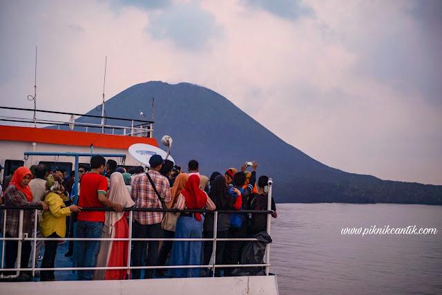 sail to krakatau 2018, event banten