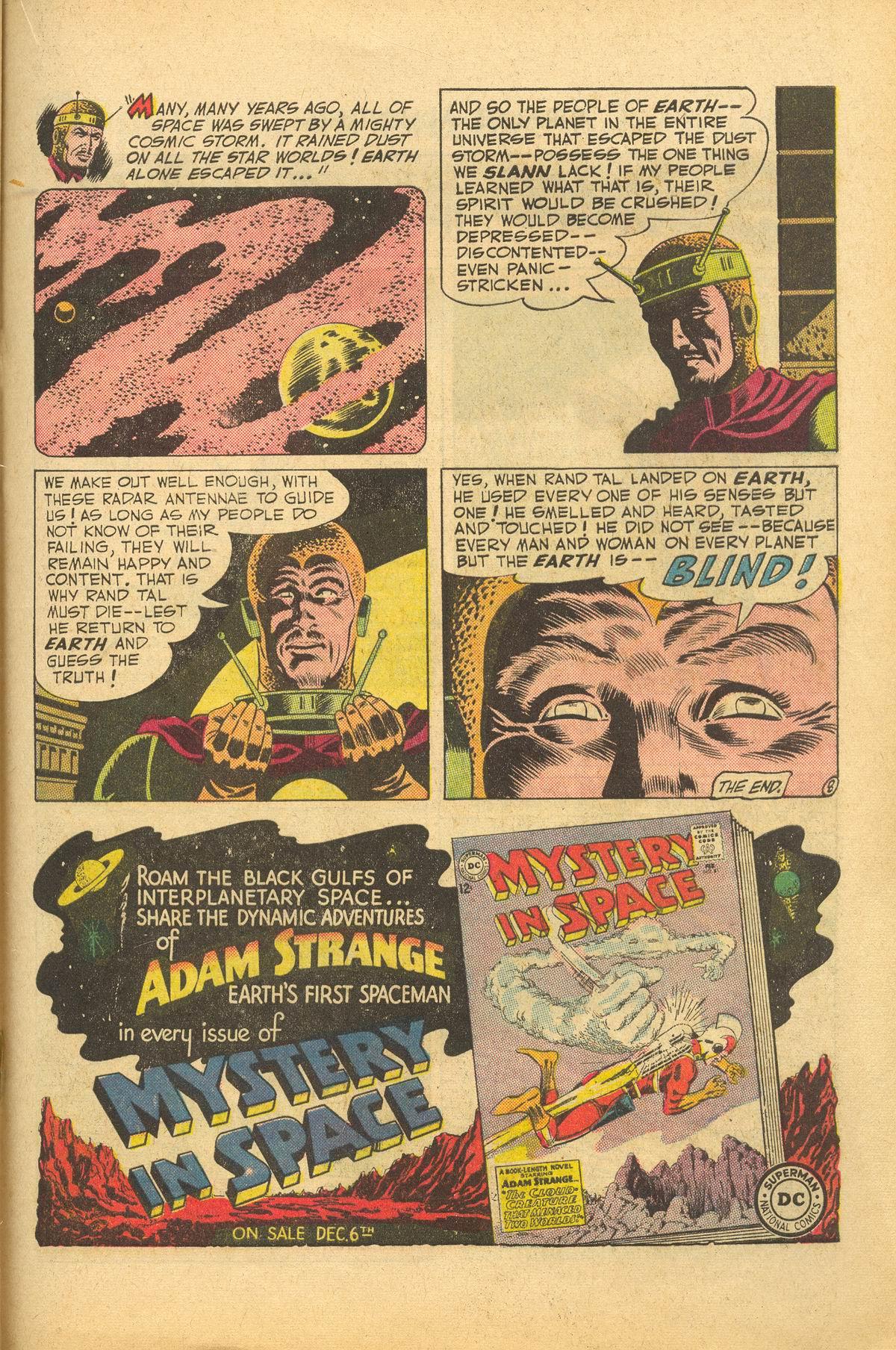 Strange Adventures (1950) issue 148 - Page 21
