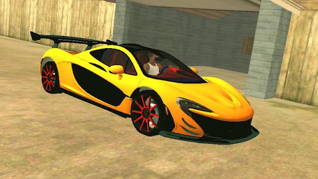 McLaren P1 Car Mod Download (No Need PC) screenshots best