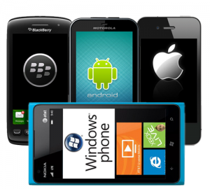 Perbandingan Blackberry Android Iphone Dan Windows Phone