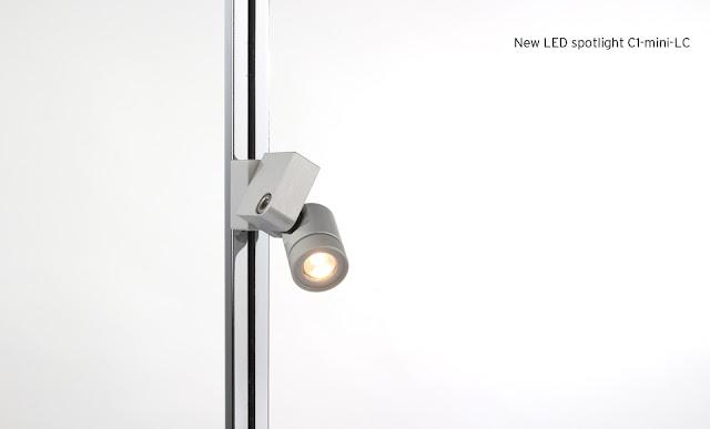 LED Strahler C1-mini-LC