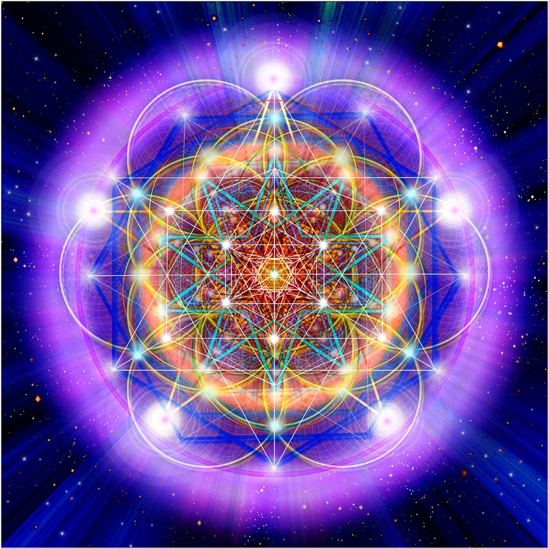 The Esoteric Meaning and Benefits of Sacred Geometry | Light Force