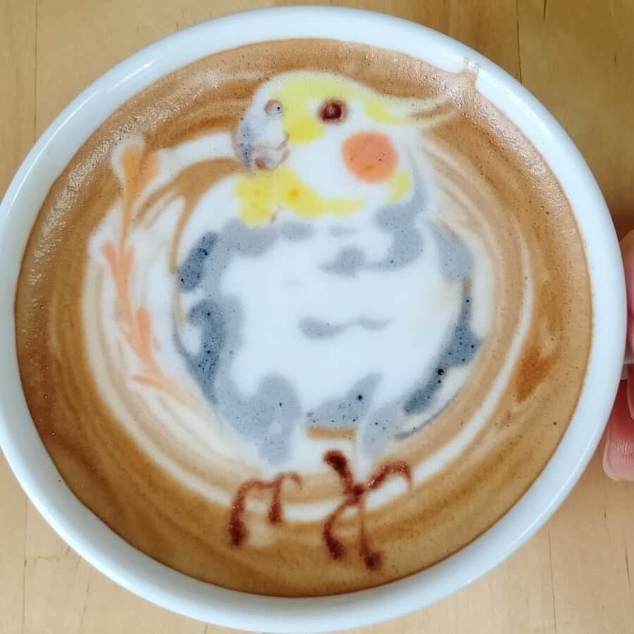 03-Mr-Kuu-Coffee-Food-Art-Animal-Art-www-designstack-co