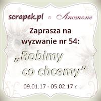 http://scrapek.blogspot.com/2017/01/wyzwanie-nr-54-robimy-co-chcemy.html