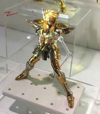 MYTH CLOTH EX - BRONZE SAINTS IN GOLD CLOTHS