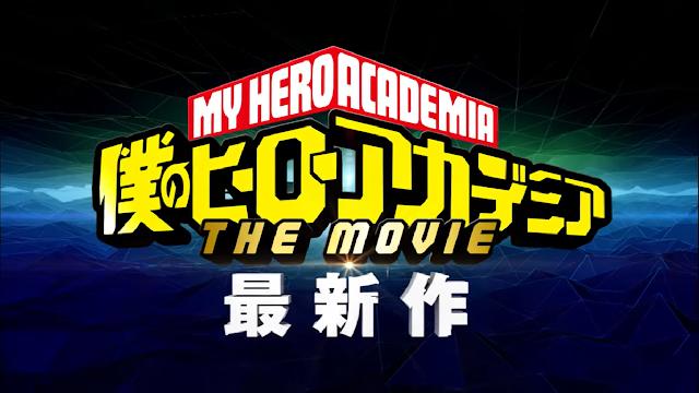 Movie Kedua 'Boku no Hero Academia' Tayang Winter 2019