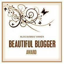 Beautiful Blogger Award 2015 Nomination