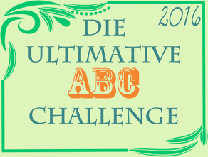 Die ultimative ABC-Challenge 2016