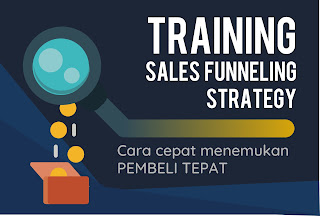 Seminar sehari training sales funneling strategy di paskal hyper square bandung