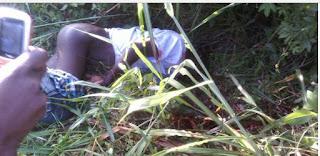 Ritualists Kill Man, Removes his Private Part