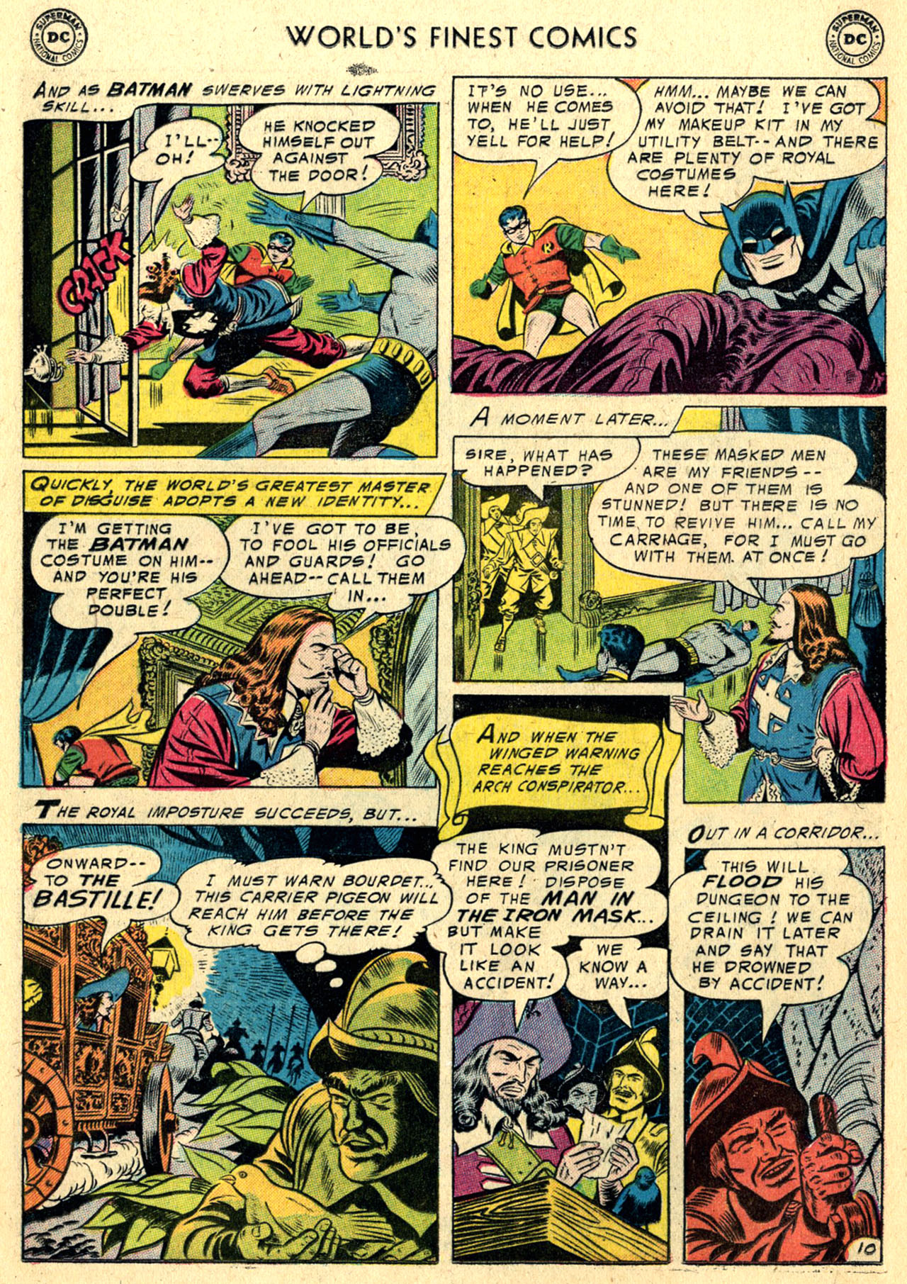 Read online World's Finest Comics comic -  Issue #82 - 12
