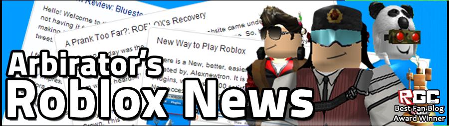 Robloxians Logo Roblox News Video News
