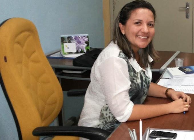 Deputada Isolda Dantas e o PT de Areia Branca emplacam a ex-prefeita Lidiane Garcia para o cargo de diretora do Hemocentro de Mossoró