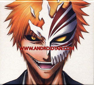 Download BBM Mod Bleach Apk Android Terbaru 2017