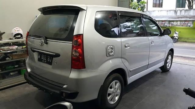 harga Toyota Avanza G tahun 2010  bekas