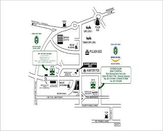 Denah Rumah Sakit Jakarta
