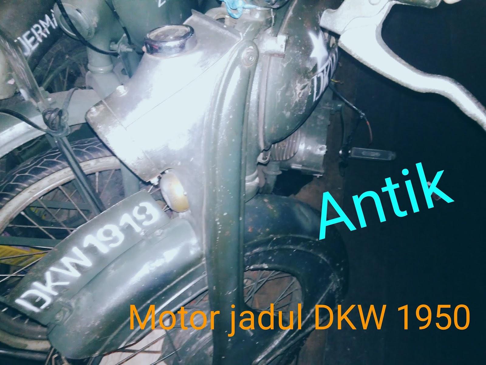 Motor DKW 1950