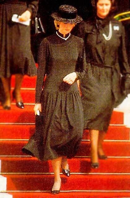 Princesa Diana em 1982