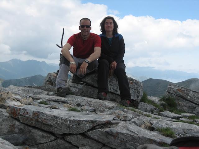 Rutas Montaña Asturias: Cima del Pico Faro