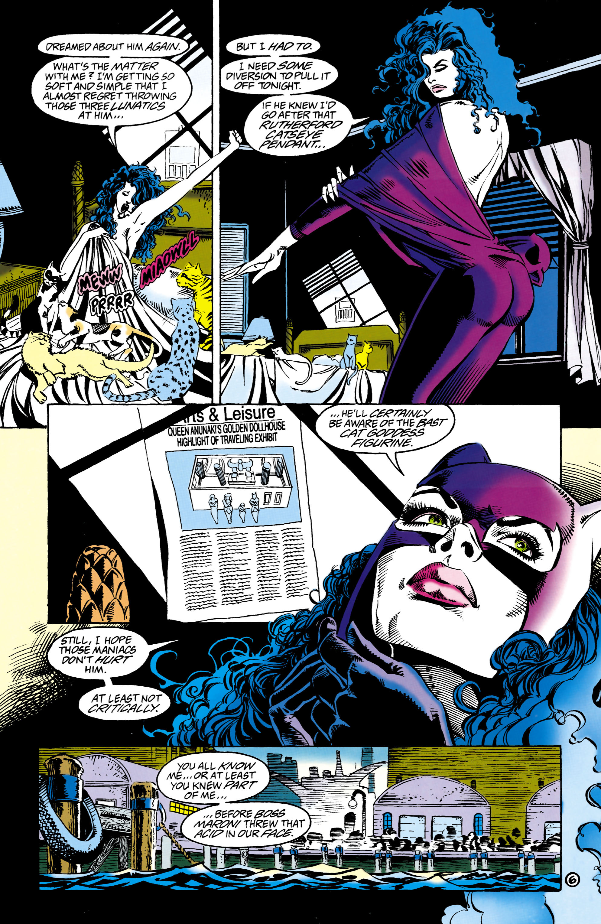Catwoman (1993) Issue #39 #44 - English 7