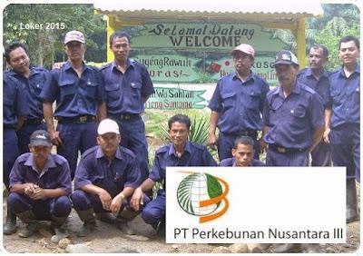 Lowongan Kerja BUMN PTPN Bulan April 2018 Rekrutmen Karyawan Baru Besar-Besaran Penerimaan & Penempatan Seluruh Indonesia