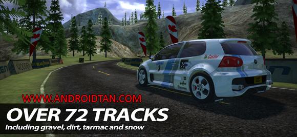 Cara Install Rush Rally 2 Mod Apk