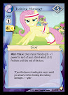 My Little Pony Training Montage Equestrian Odysseys CCG Card