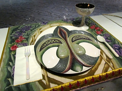 Crone Henge The Dinner Party By Judy Chicago