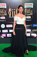 Amyra Dastur in White Deep neck Top and Black Skirt ~  Exclusive 015.JPG