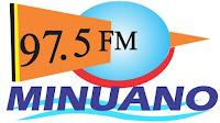 Rádio Minuano FM 97,5 de Alegrete - Rio Grande do Sul