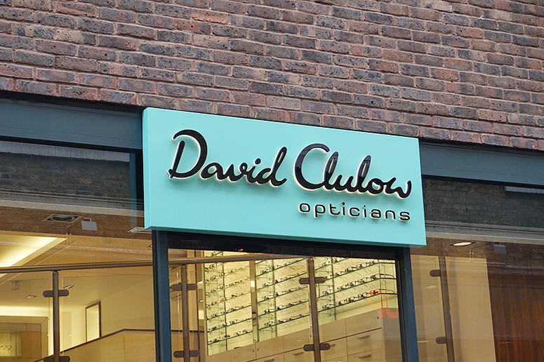 70248ead0ab3 Page to Stage Reviews  Eye Test at David Clulow Opticians and New ...