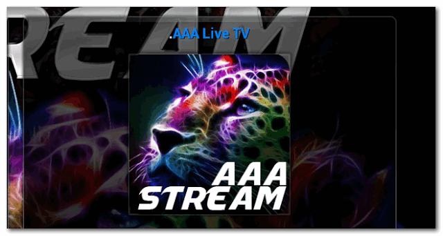Repository AAA Stream For IPTV XBMC | KODI