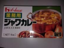 jual house java curry murah bumbu kare / ramen jepang