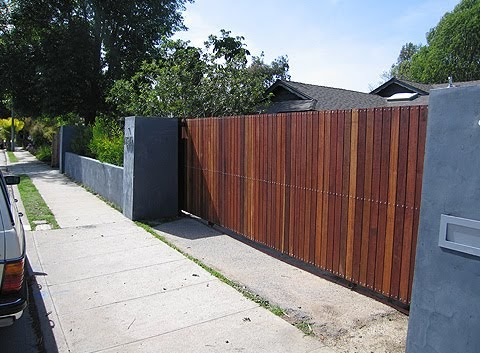 The Wooden Dimensions Product Applications Fencing