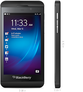 The Blackberry Z10 - The Original Business Phone Revisited