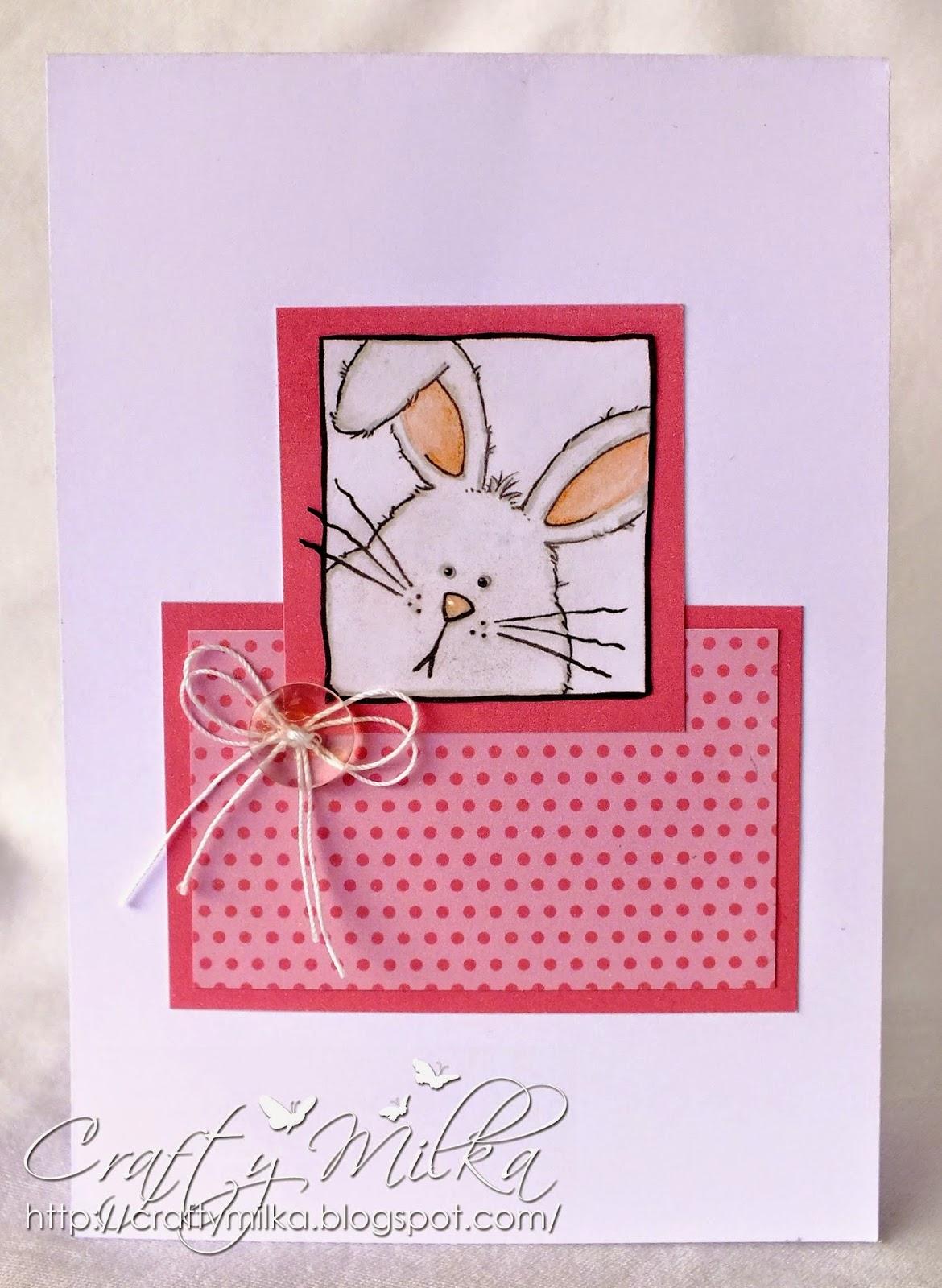 http://craftymilka.blogspot.com/2015/03/peeking-bunny-card.html