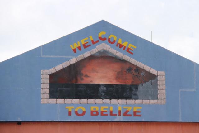 Belizessä risteilyllä