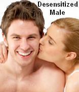 Desensitized Male