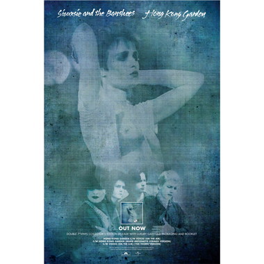 Popheaval siouxsie and the banshees to reissue debut - Siouxsie and the banshees hong kong garden ...