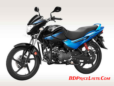 Hero Glamour Drum Self Bike Motorcycle Price, Specifications & Features Details In Bangladesh