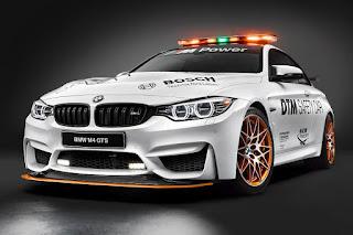 BMW M4 GTS DTM Safety Car (2016) Front Side