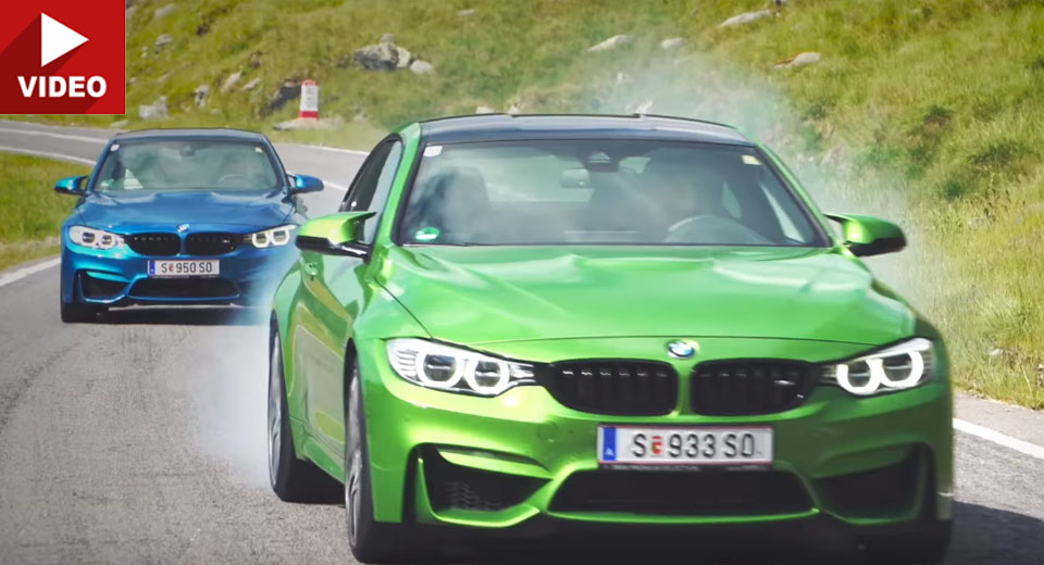 Transfagarasan Highway Proves A Motoring Nirvana For BMW M Enthusiasts