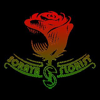 Logo Toko Bunga Soraya Florist