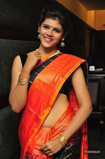 Sangeeta-Kamath-Stills-At-Silk-India-Expo-Curtain-Raiser-Launch