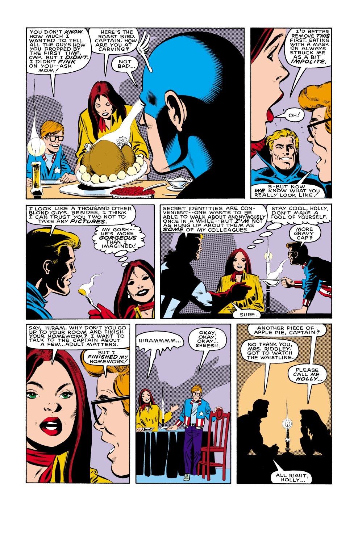 Captain America (1968) Issue #321 #249 - English 7