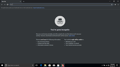 What Is Incognito Mode  Details Explain About Incognito Mode - Private Browsing