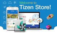 Free Download Aplikasi dari Tizen Store