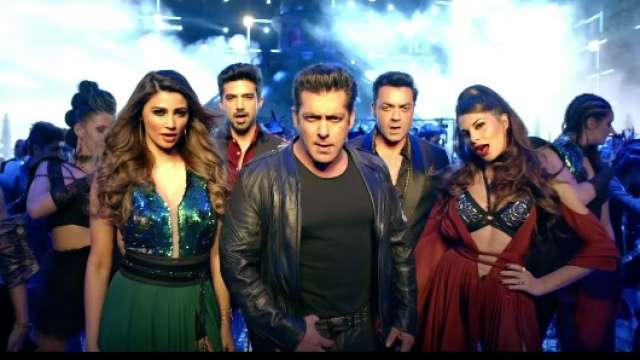Star cast for Allah Duhai Hai Song from the movie Race 3