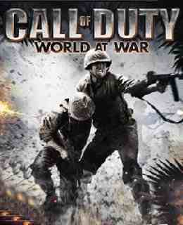 Call of Duty World at War wallpapers, screenshots, images, photos, cover, poster