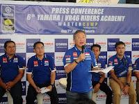Faerozi Terpilih Mengikuti Pelatihan Yamaha VR46 dan Akan Dilatih Oleh Valentino Rossi